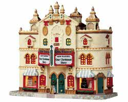 Lemax Village Collection Olde Theatre # 95812
