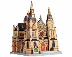 Lemax Village Collection Carrington Cathedral # 95867