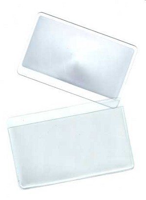 Credit Card Magnifier 3x