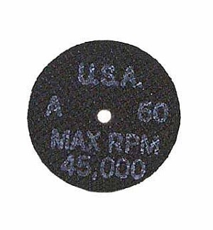 2 inch Reinforced Cutting Disks Pack of 3