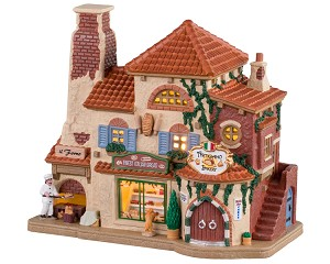 Lemax Village Collection Artigiano Bakery # 05648