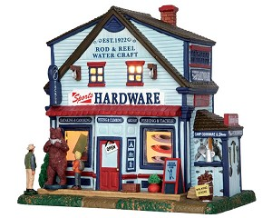Lemax Village Collection Sports Hardware # 55013