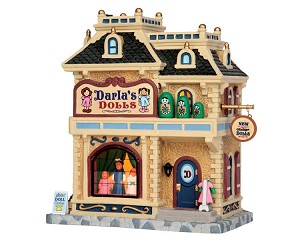 Lemax Village Collection Darla's Dolls # 55016