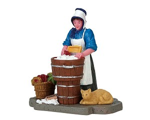 Lemax Village Collection Washerwoman # 72515