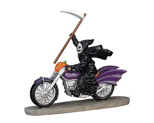Lemax Spooky Town Grim Rider # 73297