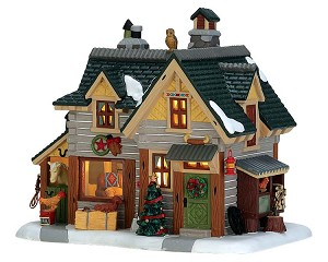 Lemax Village Collection A Cowboy Christmas # 75203