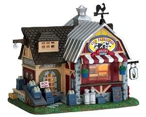 Lemax Village Collection Old Fashioned Dairy # 75216