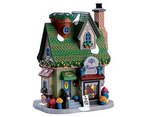 Lemax Village Collection The Flower Patch # 75240