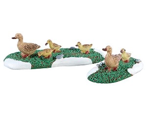 Lemax Village Collection Ducks Set of 2 # 82612