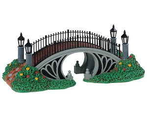 Lemax Village Collection Victorian Footbridge # 83371