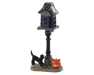 Lemax Spooky Town Haunted Bridhouse # 84338