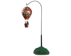 Lemax Village Collection A Christmas Eve Balloon Ride Battery Operated # 84353