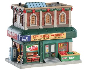 Lemax Village Collection Apple Hill Grocery # 85349