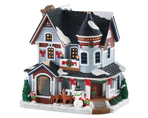 Lemax Village Collection Christmas Residence # 85389