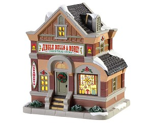 Lemax Village Collection Jingle Bells & More # 85411