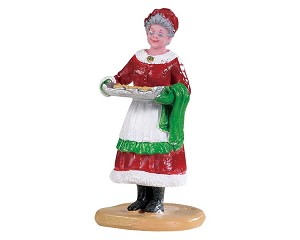 Lemax Village Collection Mrs. Claus Cookies # 92759
