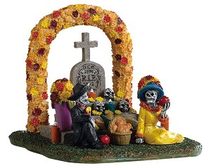 Lemax Spooky Town Day Of The Dead # 93413