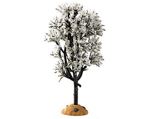 Lemax Village Collection White Hawthorn Tree # 94540