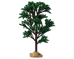 Lemax Village Collection Green Elm Tree # 94541