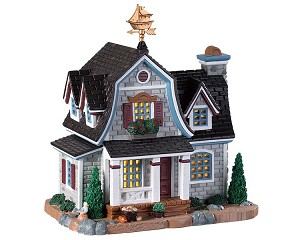 Lemax Village Collection Seawind Cottage # 95482