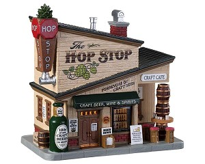 Lemax Village Collection The Hop Stop # 95485