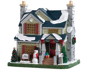 Lemax Village Collection Alden House # 95499
