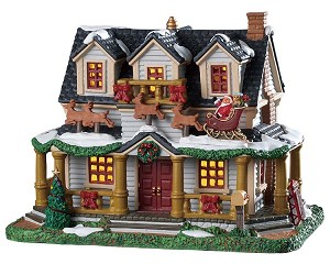 Lemax Village Collection Winter Haven # 95501