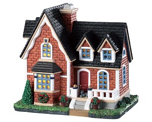 Lemax Village Collection Taylor Cottage # 95504