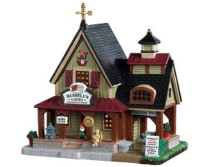Lemax Village Collection Russell's Garden Accessories # 95515