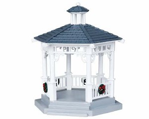 Lemax Village Collection Plastic Gazebo # 04160