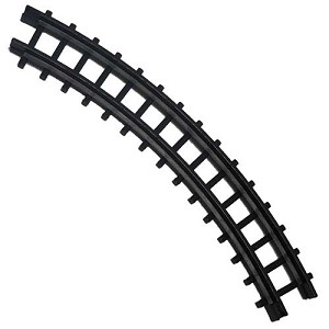 Lemax Village Collection Curved Track # 14455