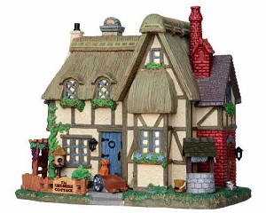 Lemax Village Collection The Cheshire Cottage # 15207