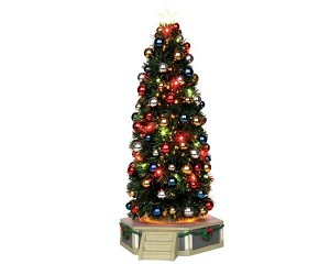 Lemax Village Collection The Majestic Christmas Tree # 24500