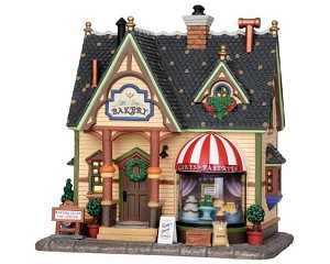 Lemax Village Collection Mt. Joy Bakery # 25376
