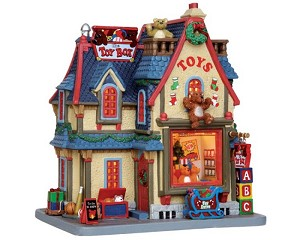 Lemax Village Collection The Toy Box # 25385