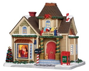 Lemax Village Collection Santa's Storytime Cottage # 25418