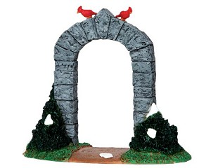 Lemax Village Collection Small Stone Archway # 33020
