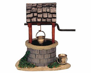 Lemax Village Collection Water Well # 34894