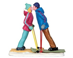 Lemax Village Collection First Ski Date # 42269