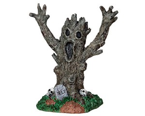 Lemax Spooky Town Spooky Trees Monster # 43061