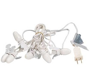 Lemax Village Collection Six Light Cord # 44088