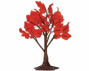 Lemax Spooky Town Maple Tree Medium 6 inch # 44146