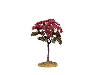 Lemax Village Collection Linden Tree Small 4 inch # 44802