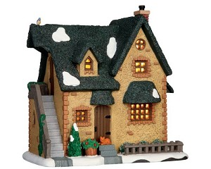 Lemax Village Collection Winter Haus # 45696
