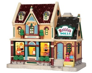 Lemax Village Collection Ruthie's Dolls # 45709