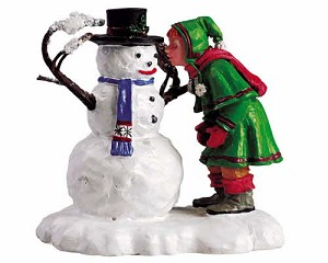 Lemax Village Collection Snow Sweetheart # 52033
