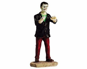 Lemax Spooky Town Zombie # 52138