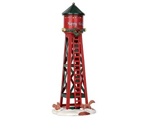 Lemax Village Collection Water Tower # 53211