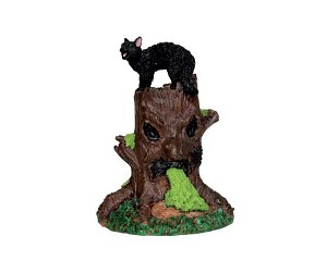 Lemax Spooky Town Spooky Woods Tree Stump # 54915