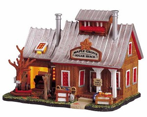 Lemax Village Collection Maple Grove Sugar Shack # 55235